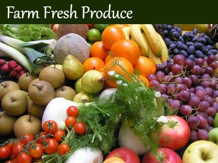 Farm Fresh Producde